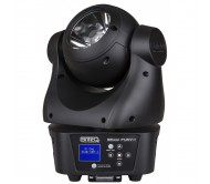 BEAM FURY1 judanti galva - Beam prožektorius 1x 60W RGBW LED