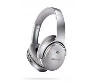 BOSE Quiet Comfort 35 belaidės ausinės su triukšmo slopinimo sistema - sidabro sp.