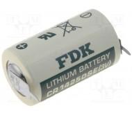 BR-CR14250POB ličio baterija (lituojama)