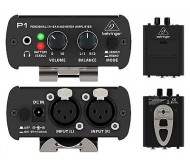 Behringer POWERPLAY P1 XLR-3.5mm stiprintuvas monitorinėms ausinėms