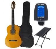 C40 PACK klasikinės gitaros rinkinys