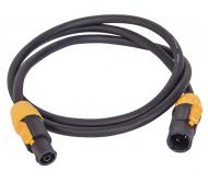 CAB-IP65-T1.5 maitinimo laidas IP65, 1.5m