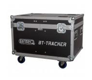CASE FOR 4xBT-TRACKER transportavimo dėžė šviesos efektams