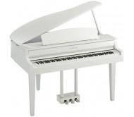 CLP-665GPWH skaitmeninis pianinas Clavinova