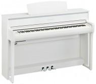 CLP-775WH skaitmeninis pianinas Clavinova