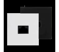 CP45ARP/W pajungimo dėžutė: 10 k. EURO -> RJ45