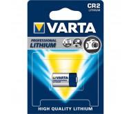 CR2 6206 ličio maitinimo elementas 3V VARTA