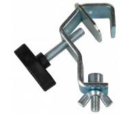 CR30/LI apšvietimo įrangos laikiklis su apsauga, 20-30mm aliumininei konstrukcijai
