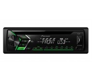 DEH-S100UBG automagnetola CD/USB/FM/Android, FLAC/MP3