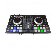 DJ-KONTROL 4 profesionalus valdiklis MIDI 4 kanalų