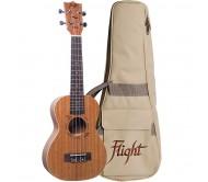 DUC323 koncertinė ukulelė su dėklu