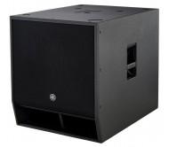 DXS18-XLF žemų dažnių garso kolonėlė su stiprintuvu 1600W 18′′