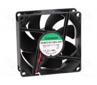 EE80251B1-A99 ventiliatorius 80x80x25mm 12VDC 1.7W
