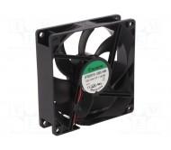 EE92251S1-A99 ventiliatorius 12VDC, 92x92x25mm