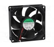 EE92252B1-A99 ventiliatorius 24VDC; 92x92x25mm; 55m3/h; 34dBA