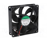 EE92252BX-A99 ventiliatorius 24VDC;92x92x25mm;93.5m3/h; 37.5dBA