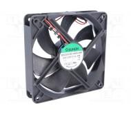 EEC0251B1-A99 ventiliatorius 12VDC 120x120x25mm 44.5dBA