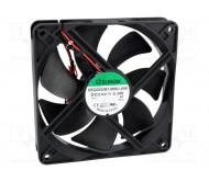 EEC0252B1-A99 ventiliatorius 120x120x25mm 24VDC 5.3W 183.8m3/h 44.5dBA