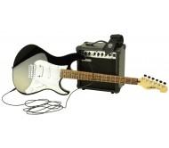 EG112GPII BLACK PACK elektrinės gitaros rinkinys