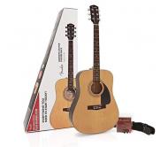 FA-115 NAT DREADNOUGHT PACK akustinės gitaros komplektas