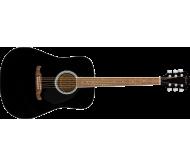 FA-125 DREADNOUGHT, BLACK WN akustinė gitara