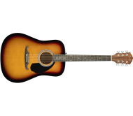 FA-125 akustinė gitara su dėklu Dreadnought SB
