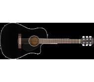 CD-60SCE DREADNOUGHT BLK elektro-akustinė gitara