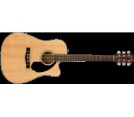 FENDER CD-60SCE DREAD NAT elektro-akustinė gitara