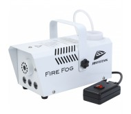 FIRE FOG dūmų mašina su LED pašvietimu, 400W