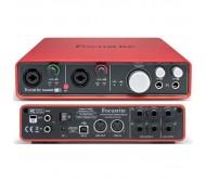 Focusrite Scarlett 6i6 USB 2nd Generation audio sąsaja