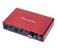 Focusrite Scarlett 8i6 3rd Gen audio sąsaja