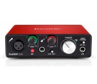 Focusrite Scarlett Solo USB 2nd Generation audio sąsaja