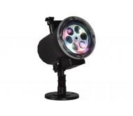 GP104 LED šv.efektas - sodo projektorius Helovynui ir Kalėdoms