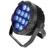 HIPAR-120 prožektorius IP65 12x 10W RGBW LED