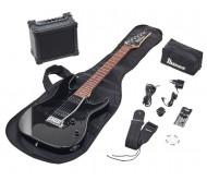 IJRX20-BKN elektrinės gitaros komplektas