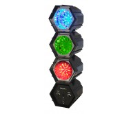 JDL032LED šviesos efektas 47x 3 spalvų LED