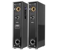 KOM0228 kolonėlių komplektas FM/USB/MP3 karaoke 2x 42W