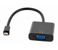 KOM0848 adapteris: mini DisplayPort - VGA