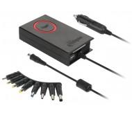KOM0866 universalus maitinimo šaltinis 100W DC 12-24V su USB