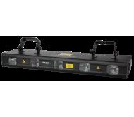 LAS560RGBYP-5 lazeris 5 lęšių RGBYP 560mW