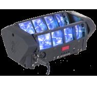 LED8-QUAD šviesos efektas 8x 10W RGBW CREE LED