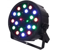LEDPAR-LAS šv.efektas 18x 1W RGB LED su raudonu-žaliu lazeriu