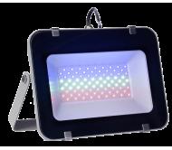 LF100-RGB lauko prožektorius RGB LED 100W IP65