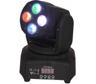 LMH350RGBW-MINI šv.efektas-judanti galva 4x 10W RGBW LED