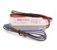 LPV-20-12 impulsinis maitinimo šaltinis LED 12V 1.67A IP67