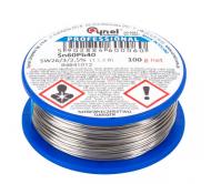 LUT0104-100 lydmetalis 0.56mm/100g Sn60Pb40