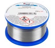 LUT0105-250 lydmetalis 0.70mm/250g Sn60Pb40