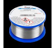 LUT0107-250 lydmetalis su kanifolija 1mm/250g Sn60Pb40