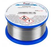 LUT0110-250 lydmetalis 2mm/250g Sn60Pb40