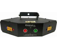 LZR360RGB-FX DMX lazeris RGB 360mW